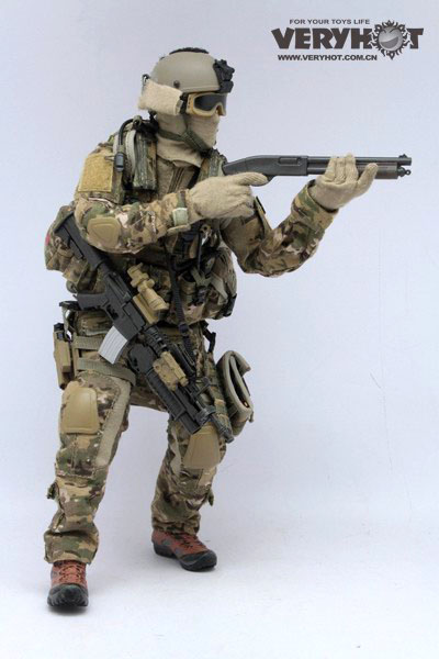 Toyhaven Veryhot Toys Us Army In Multicam Deployed In