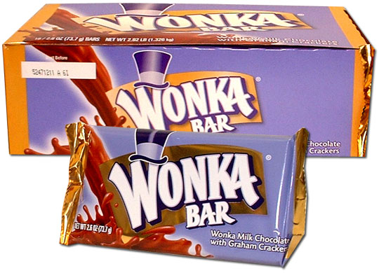 I Miss The Real Wonka Bars They Used To Make Ign Boards