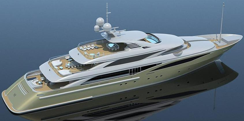 PowerYacht Mag Global Informative Motor Yacht Page: Projects