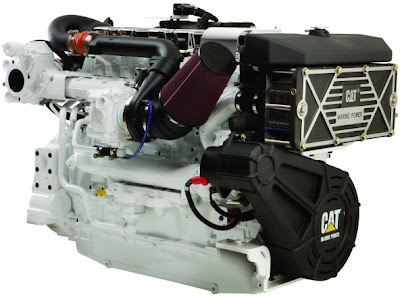 PowerYacht Mag Global Informative Motor Yacht Page: Engine