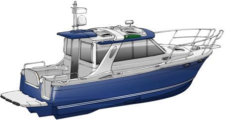 PowerYacht Mag Global Informative Motor Yacht Page: January 2011
