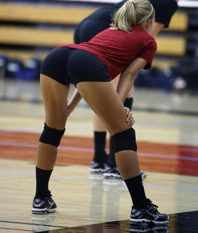 The Granola Mine: Women's volleyball is awesome because...