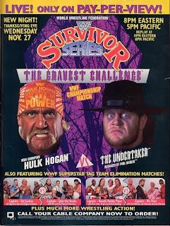Survivor Series 1991