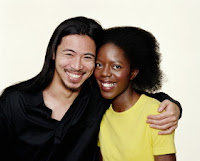 Blacks in asian women