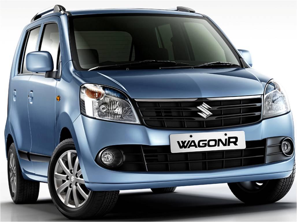 Marketing Practice Brand Update The New Rejuvenated Wagon R