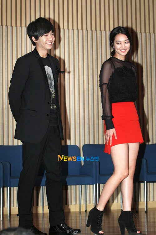 """lee seung gi dating shin min ah Actress shin min ah will be joining lee seung gi in the upcoming sbs wednesday, thursday drama """"my girlfriend is a gumiho"""" it has been three years since her last tv drama a representative with the drama spoke to star news on the 26th and said,"""" shin min ah was recently finalized as the lead actress"""" (via star news )."""