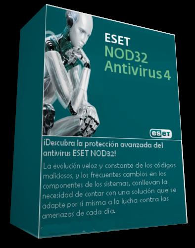 NOD32 Antivirus 4