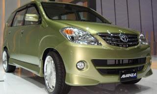 Informasi Toyota Avanza 13 Tahun 2005 Melebihi Harga Barunya
