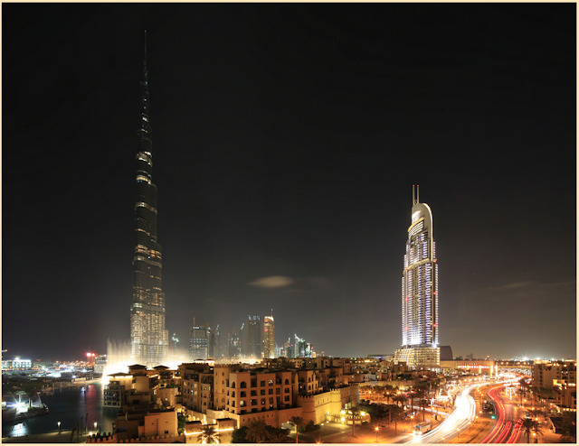 abbracadabbling: From MIDDLE EARTH To THE MIDDLE EAST: The Comicsblog On BURJ KHALIFA
