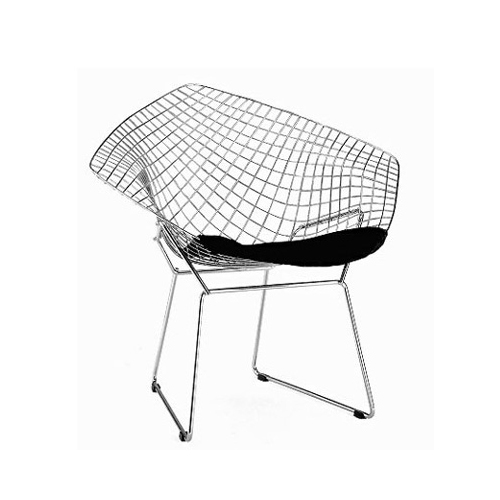 kingy design history ryan the diamond chair harry bertoia. Black Bedroom Furniture Sets. Home Design Ideas