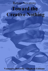Toward the Creative Nothing by Novatore, Renzo, Novatore, Renzo