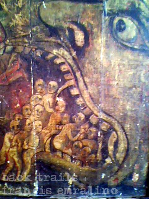 Back Trails: Land of the Carved 3: The Paintings Inside ...
