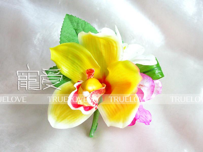 Trueloveflower News Blog: 黃色蕙蘭,蕙蘭.  由於襯花供應貨源不穩定,提供花束, Irene Florist Fafaworld Online Shop (HK)