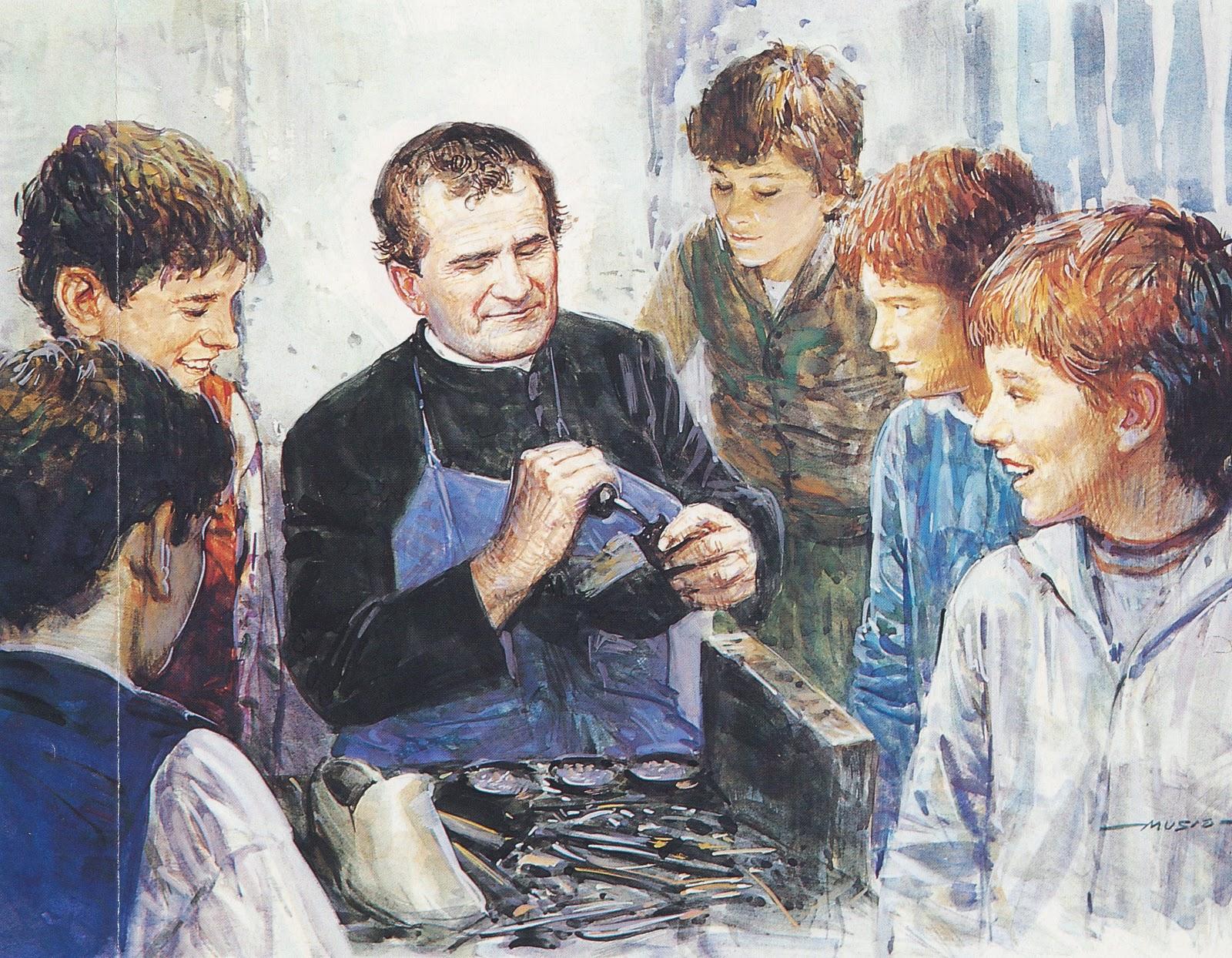 Don Bosco: The Luminous Heart: Learning To Teach Like Don Bosco