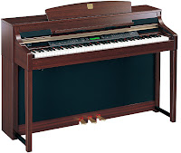 One familys blog yamaha digital pianos an introduction for Yamaha clavinova clp 200 price