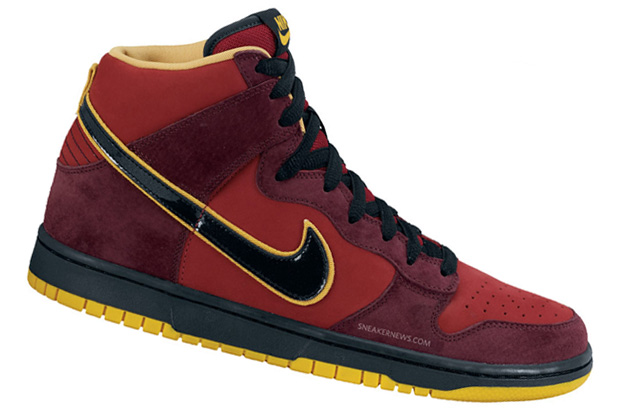 low priced 8dfab 485a5 iron man nike sb dunks