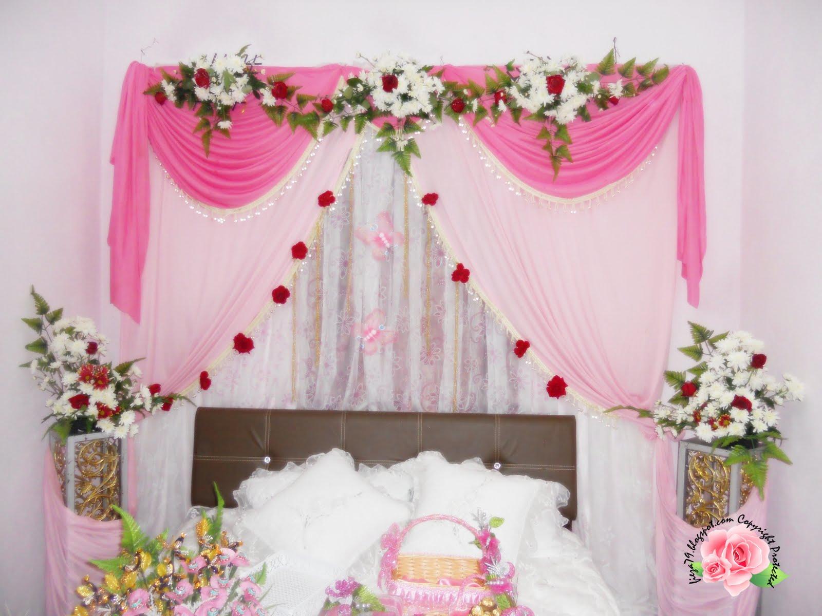 Majlis Pertunangan Bertema Kan Pink Dunia Indah Mama Hiasan Bilik Tidur Rm250 00 Dekorasi Pelamin Bajet