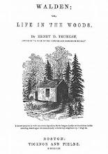 The Blog of Henry David Thoreau