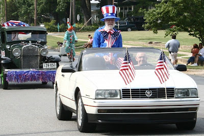 Littleton NC Independence Day Parade