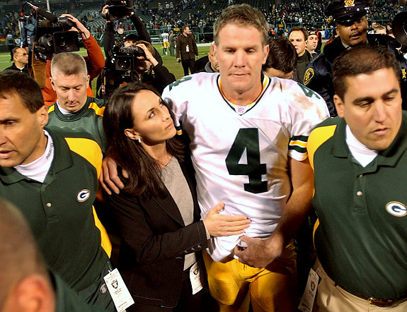c541e33967ab My favorite memory of the Green Bay Packers was Brett Favre s game was in  the 2003 season in which Brett Favre played the day after his father Irvin  passed ...