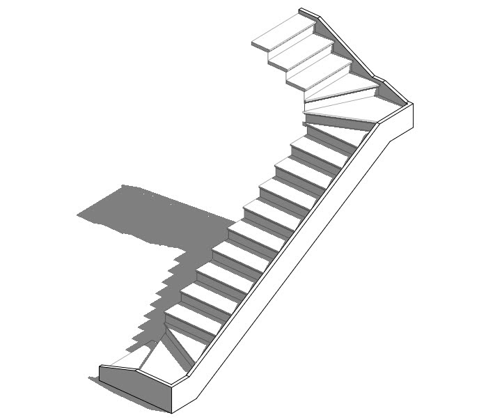 Tutorial Revit Oped Dutch Stair Therevitkid Com