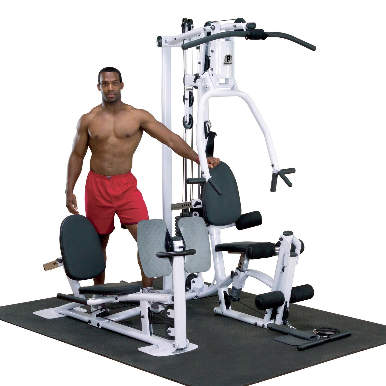 Gym and fitness gymnasium