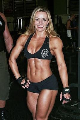 Juliana Malacarne - IFBB Figure Pro