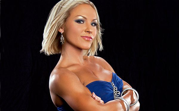 Beautiful Women of Wrestling: The Ex WWE Divas of 2010