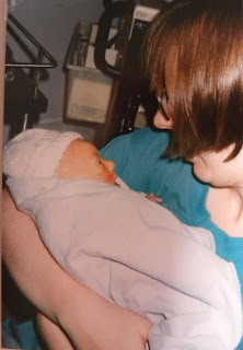Christopher+Looking+at+me - Remembering...Reflections on the Last Day of My Son's Life