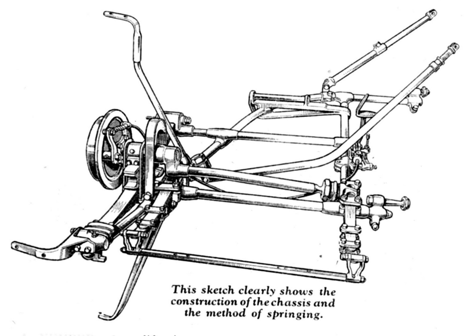The Velobanjogent Pen And Ink Engine Drawings And The Odd