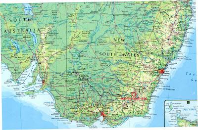 Map Of Nsw And Victoria Australia.Map Of Nsw And Victoria Australia Twitterleesclub