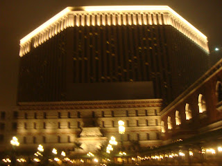 Posted by Gaurav Jain : Thrilling experience @ Macau, China ( Las Vegas of Asia ) : The Venetian @ Macau, China