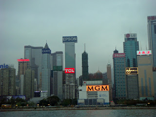 Memorable Journey to Land of Hong Kong:Real picture of financial hub @ Hong Kong