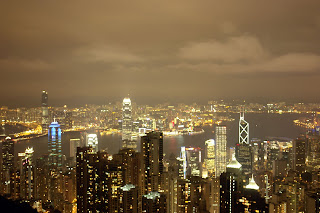 Memorable Journey to Land of Hong Kong:As shot from the Peak @ Hong Kong