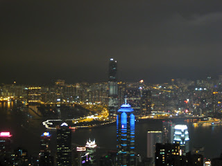 Memorable Journey to Land of Hong Kong:Beast in Lights @ Hong Kong