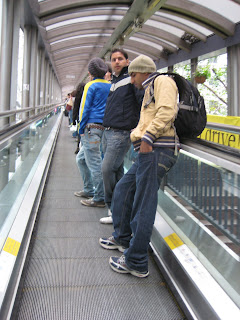 Memorable Journey to Land of Hong Kong:Escalator Ride (1-38th Floor) @ Hong Kong