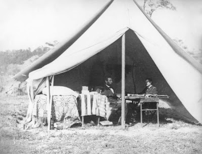 Presidential Visits to Antietam