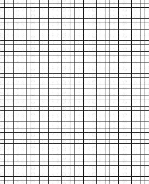 Pieceful Living Graph Paper Generator