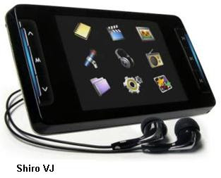 Shiro VJ MP4 player