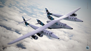 Virgin galactic ship demo