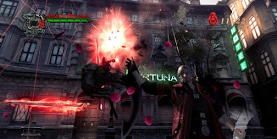 New Devil May Cry 4 demo