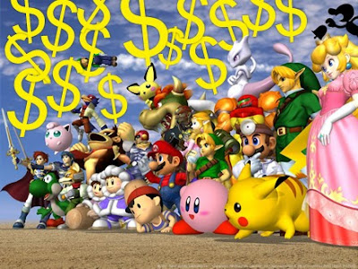Nintendo and dollar game