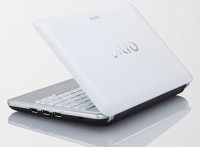 Sony Vaio M Series Netbook