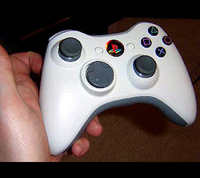 Custom games gadgets with Xbox 360