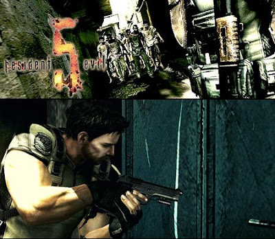 Resident Evil 5 Game interview