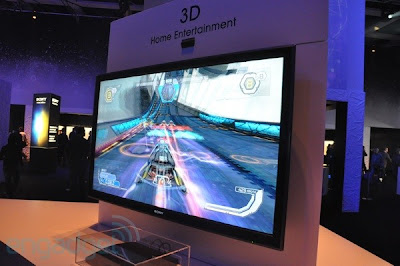 PS3 new 3D mode coming in 2010 to all existing games