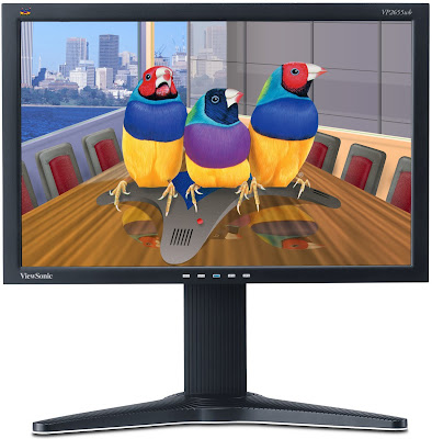 ViewSonic VP2655wb Professional Monitor