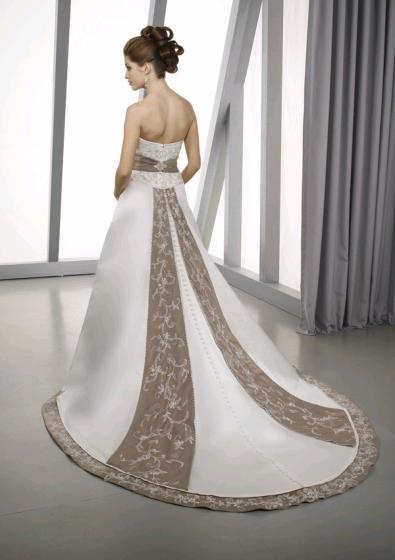 Smart Wedding Ideas: Classy and Elegant Wedding Gown