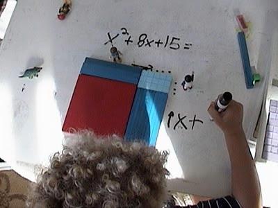preschool algebra
