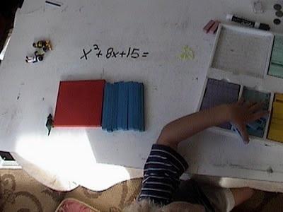 Algebra, base 10 blocks, Base 10 Manipulatives,